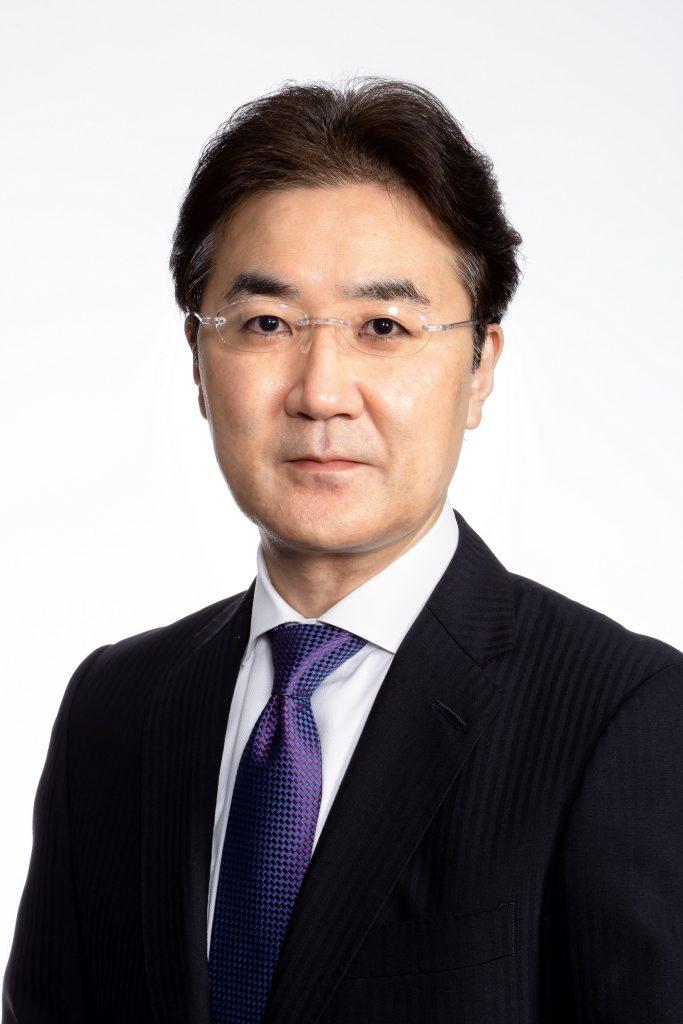 Director Yoshihiko Takubo