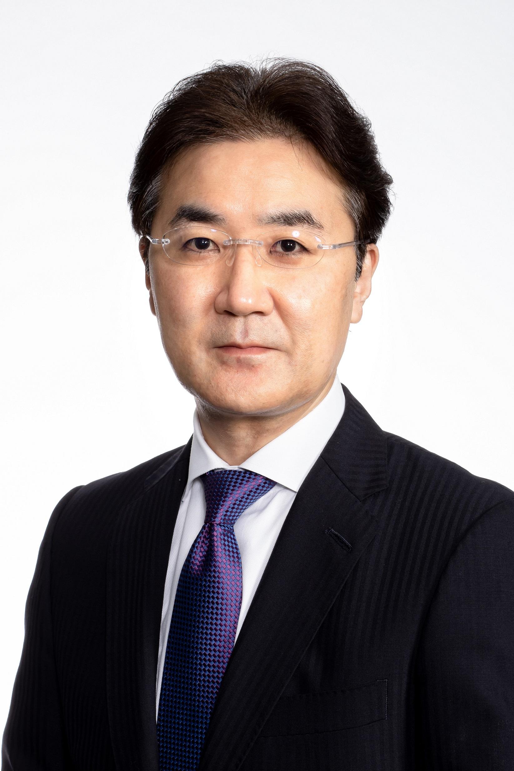 社外取締役 田久保 善彦 Yoshihiko Takubo