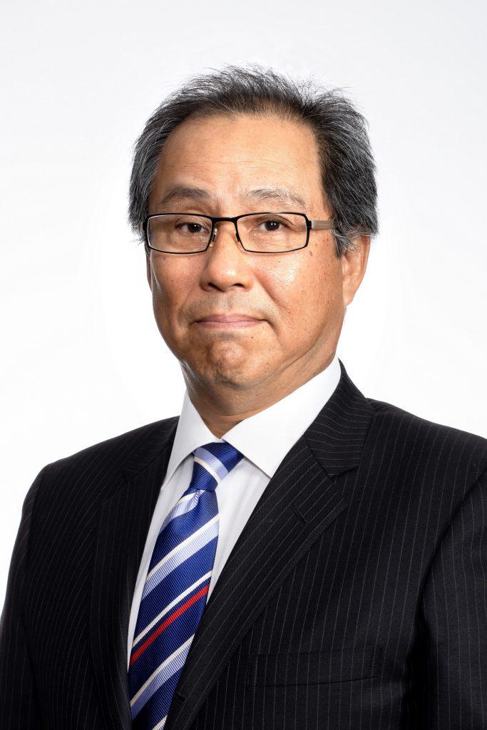 Outside director Kiyohito Hamada