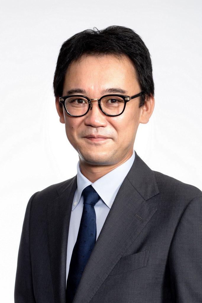 Outside director Takashi Goto