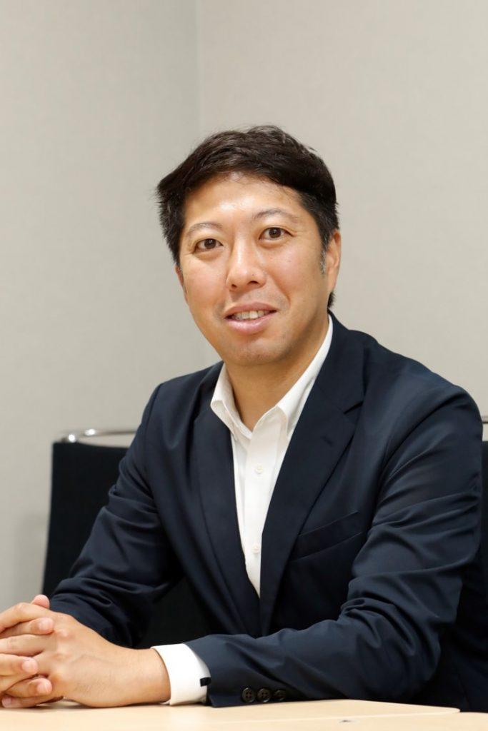 社外取締役 富山 浩樹 Hiroki Tomiyama