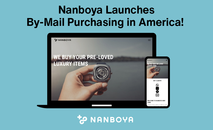 Nanboya Enters the U.S. Market<br>Launch of By-Mail Purchasing Services in Six States,<br> Including New York