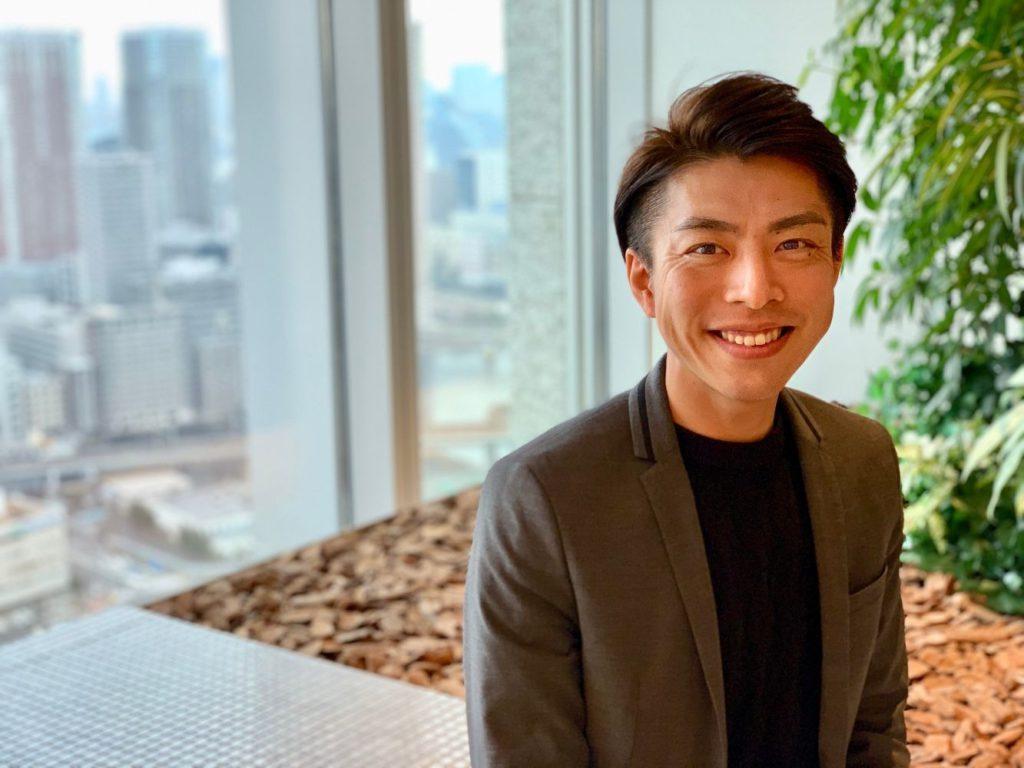 「誰かの人生に名前が残る仕事をしたい」 人材開発課 リーダー 小田桐