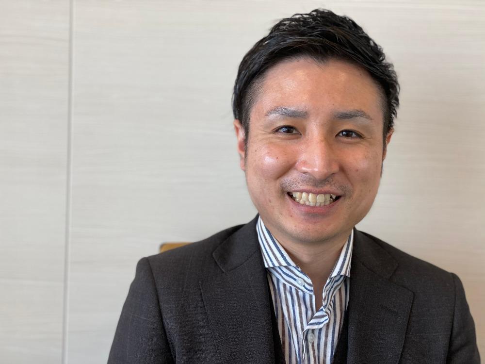 人も売上も呼び込む営業を増やすために取り組むこと。 西日本営業部 副部長 武川