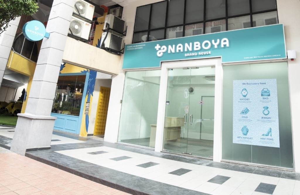 Nanboya Breaks Ground in Malaysia!​