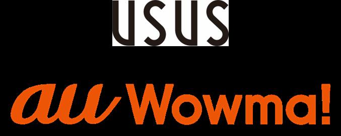 「usus」、「au Wowma!」へ出店