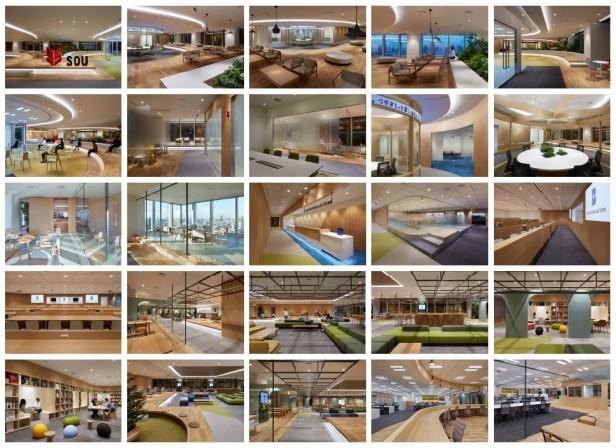 オークション会場を兼ね備えた1500坪ワンフロアの新オフィス  さらなる事業拡大・業務効率向上へ