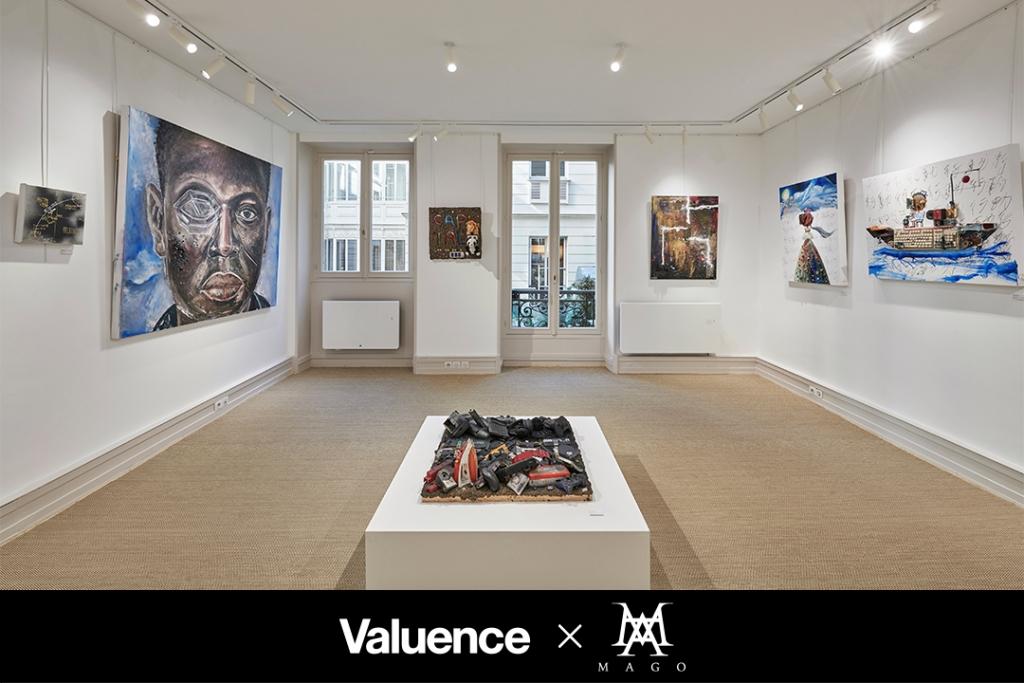 バリュエンス、MAGOギャラリーを新たにフランス・パリにオープン